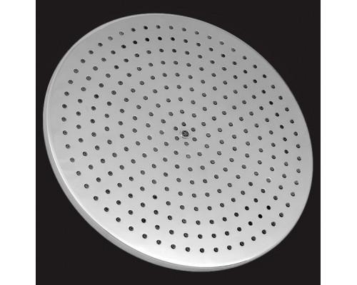 Душевая лейка  Elghansa SHOWER HEAD MS24-12 стационарная круглая, хром с кронштейном