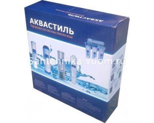Фильтр Аквастиль 4-колбовый с краном