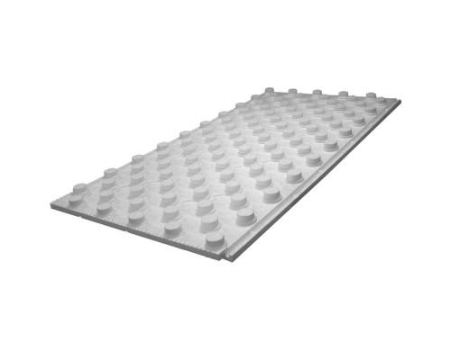 Пенополистирол с покрытием для теплых полов (1000х500х40)