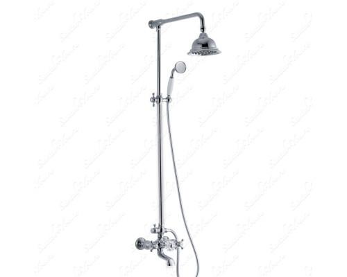 Смеситель для душа Kaiser SXP90-01 летний душ хр