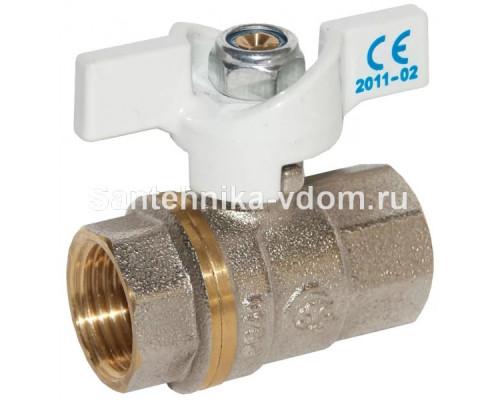 Кран шаровый  STC  ф 20 г/г баб. (30)