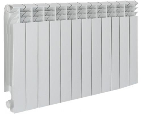 Секционные радиаторы TENRAD AL алюминиевые 500/100 12 секций