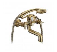 2312660-Bronze Elghansa Praktic Смеситель для ванны, бронза