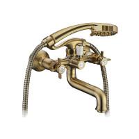 2312660-Bronze Elghansa Praktic Смеситель для ванны, бронза.