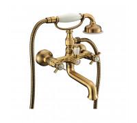 2322660-Bronze Elghansa Praktic Смеситель для ванны, бронза