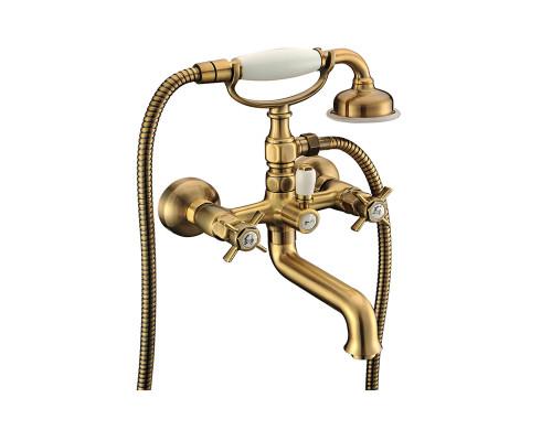 2322660-Bronze Elghansa Praktic Смеситель для ванны, бронза.