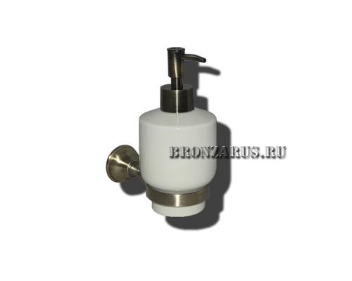 25501BZ Verrano Sofistik Дозатор для мыла, бронза