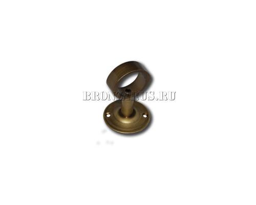 85-001BZ Fitting Держатель для полотенцесушителя разъемный, бронза.