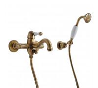 855120 BR Bandini Antico Смеситель однорычажный для ванны, бронза.