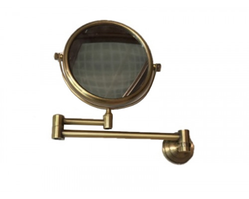 Зеркало косметическое А8525 BR Aksy Bagno цвет бронза
