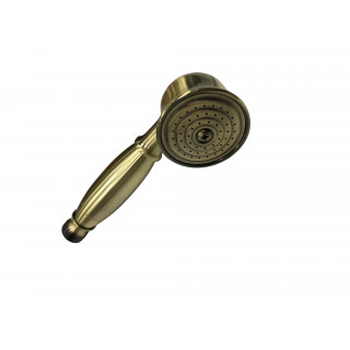 GRO300 Growelle Ручная лейка, рукоятка металл, бронза.