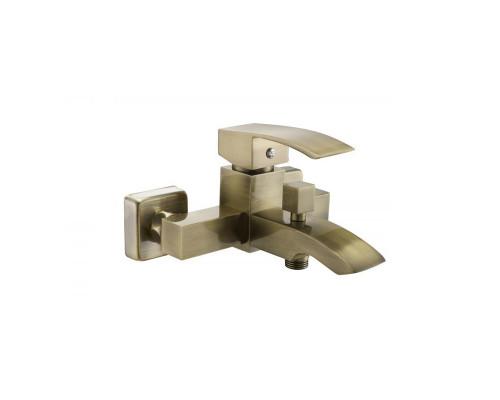 KD 5404-D46 Kordi Antique Смеситель для ванны, квадро, бронза.