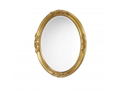 PL030-O Caprigo Зеркало в обрамлении из пенополиуретана, размер 82x62 см.,цвет золото.