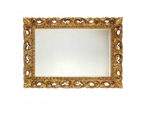 PL106-B1 Caprigo Зеркало в обрамлении из пенополиуретана, размер 115x87 см.,цвет бронза.