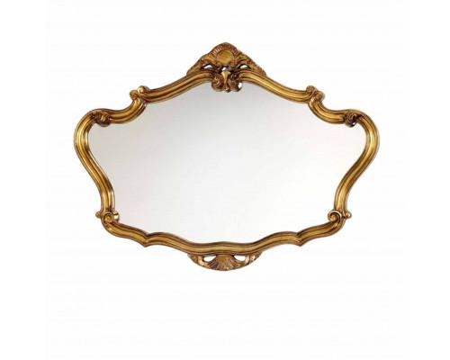 PL110-B Caprigo Зеркало в обрамлении из пенополиуретана, размер 93x69 см.,цвет бронза.