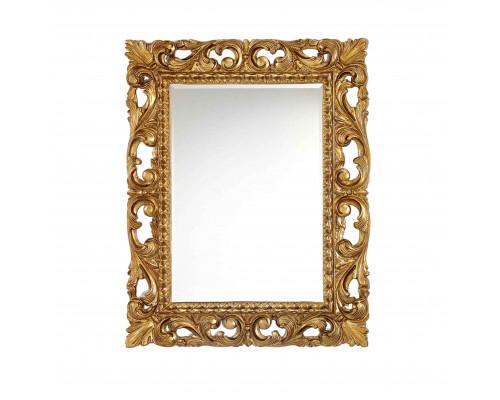 PL106-B Caprigo Зеркало в обрамлении из пенополиуретана, размер 95x75 см.,цвет бронза.