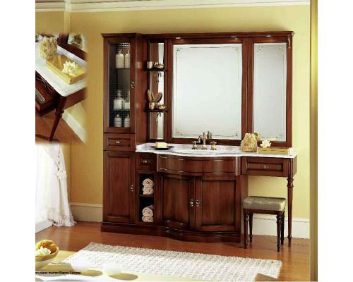 Eurodesign Il Borgo Comp.1 Комплект мебели орех, бронза.
