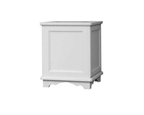 Тумба-банкетка напольная Opadiris Клио 40 цвет белый матовый
