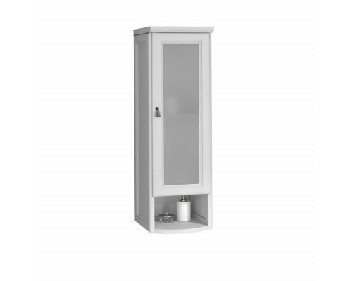 Шкаф подвесной Клио Opadiris Клио 30 R цвет белый матовый