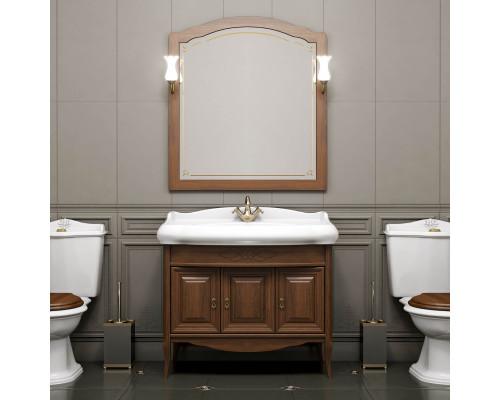 Комплект мебели для ванной комнаты Opadiris Лоренцо 100 светлый орех