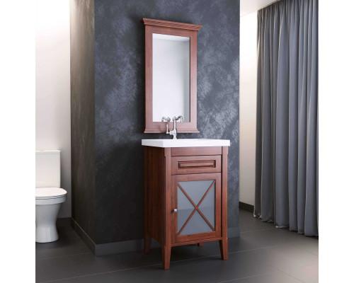 Мебель для ванной Opadiris Палермо 50 R цвет светлый орех