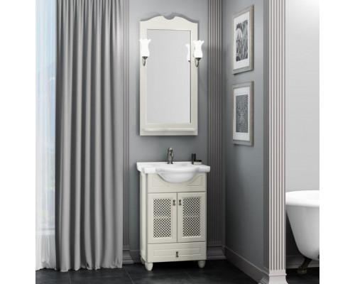 Комплект мебели для ванной комнаты Opadiris Тибет 50 см слоновая кость (1013)