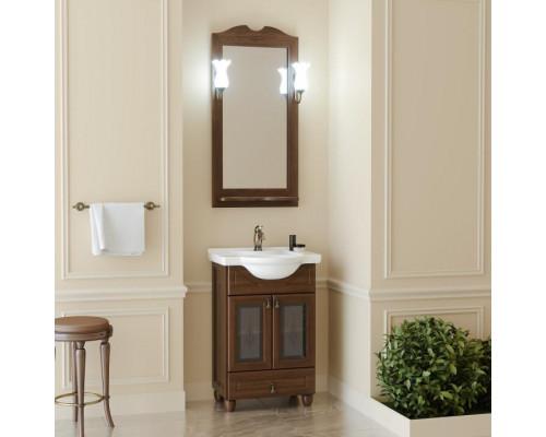 Комплект мебели для ванной комнаты Opadiris Тибет 50 см со стеклом
