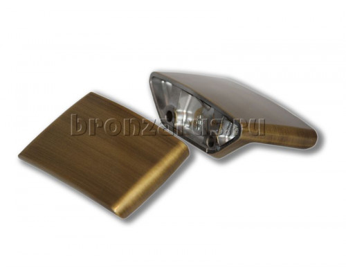 E75110-BZ Jacob Delafon Ручки для ванной Repos/Adagio, в бронзе
