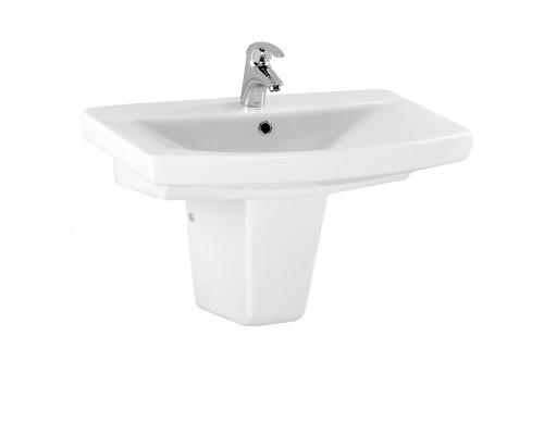 Cersanit Carina 60 Раковина для ванной комнаты, цвет белый