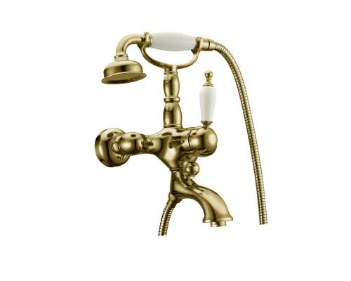 303 Boheme Medici Ripresa Смеситель для ванны, бронза.