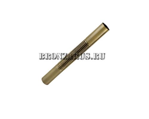VR.SBR-8335.BR Veragio SBORTIS Трубка гибкая в бронзе.