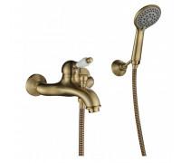 Biti 301 Bronze Aksy Bagno Biti Смеситель однорукий для ванны, бронза.