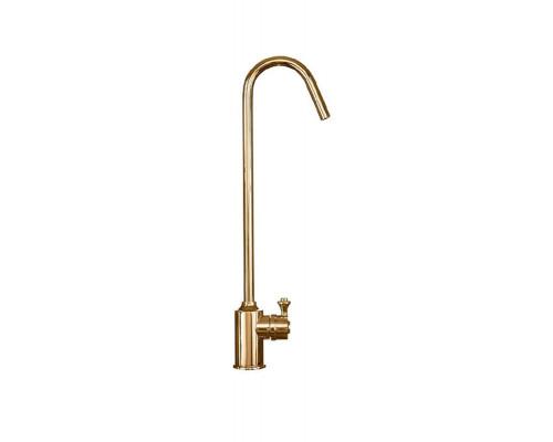 KG2614 AMENO GOLD Kuppersberg AMENO Кран для чистой питьевой воды, золото