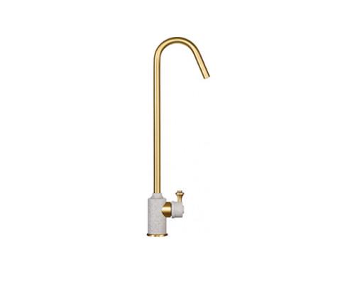 KG2614 SAND-BR Kuppersberg AMENO Кран для чистой питьевой воды, песок и бронза