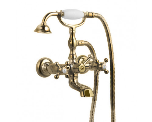 Смеситель Bandini Antica RB0500CCATUU для ванны с душем, цвет бронза