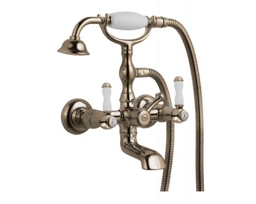 Смеситель Bandini Antica RB0500CCAXUU для ванны с душем, цвет бронза