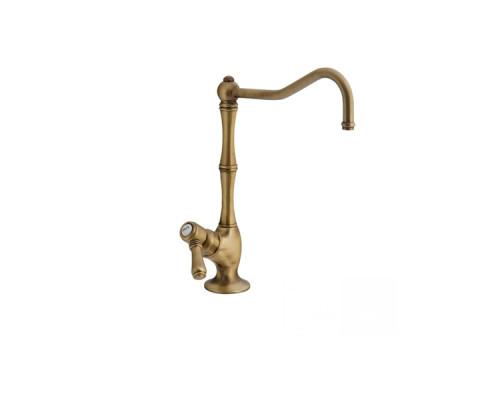 1435 BZ 11 Nicolazzi Traditional Кран для питьевой воды, бронза