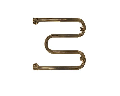 Полотенцесушитель водяной Ритм М-образный 50x50 бронза