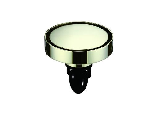 "W01Q5-Z Magdrain Трап с магнитным затвором, ""сухой"", цвет золото циркония."
