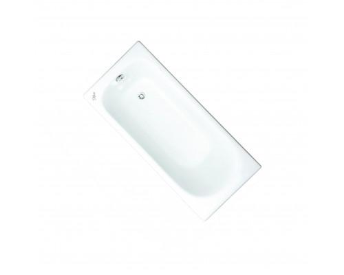 251000 Maroni Orlando Ванна чугунная 170x70 см., с ножками без ручек, белая.