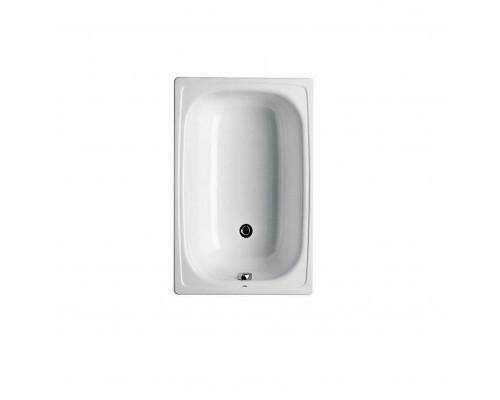 212106001 Roca Contesa Ванна стальная, прямоугольная, размер 120x70 см., белая.