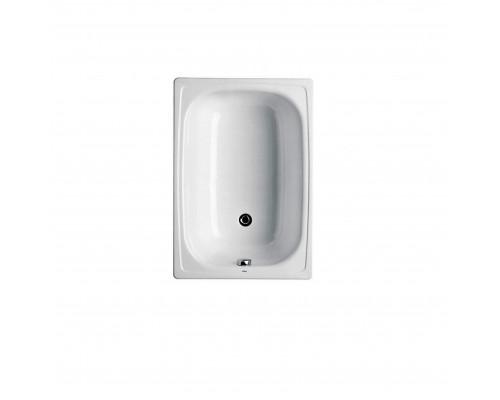 212107001 Roca Contesa Ванна стальная, прямоугольная, размер 100x70 см., белая.