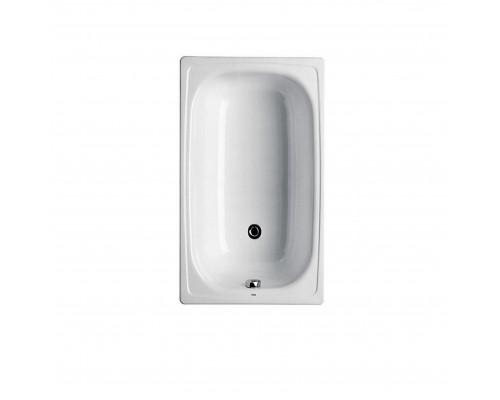 236160000 Roca Contesa Ванна стальная, прямоугольная, размер 140x70 см., белая.