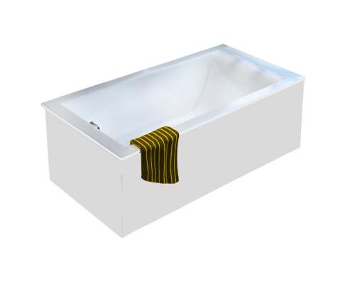 Ванна 170x80 Astra-Form Нейт белая