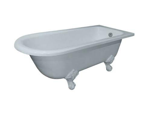 Ванна 170x75 Astra-Form Ретро цвет белый