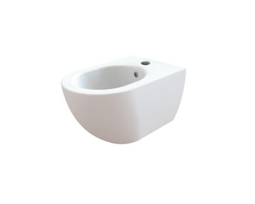 FE510 Creavit Free Биде подвесное, керамика, цвет белый.