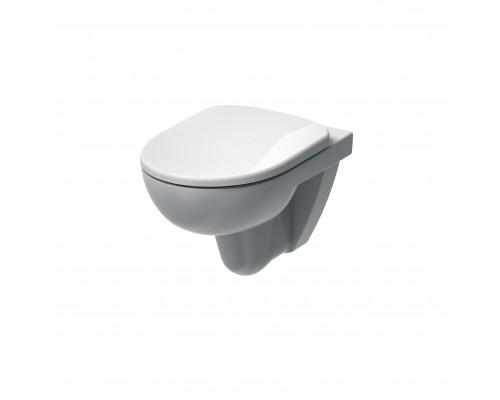 Ifo Hitta Унитаз подвесной с крышкой, RS041310000 керамика, белый