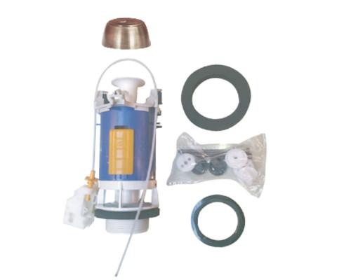 RICAMBI Migliore Сливной механизм механический с кнопкой в бронзе