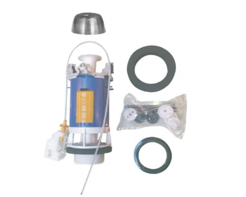 RICAMBI Migliore Сливной механизм механический с кнопкой в хроме