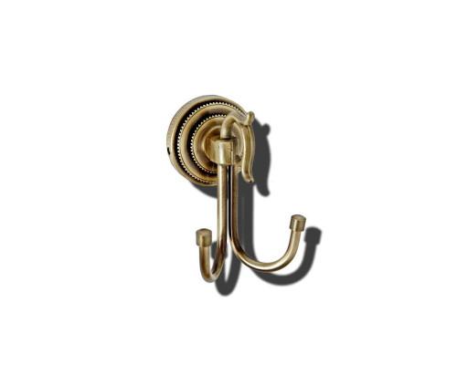 10606 Boheme Medici Крючок двойной в бронзе.